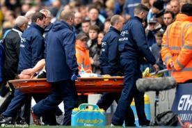 Brasil 2014: Inglaterra pierde a Jay Rodríguez por grave lesión a la rodilla