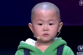 China tiene talento:Niño sorprende a todos con sus pasos de baile- VIDEO