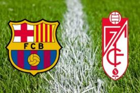 Granada vs Barcelona en vivo por DirecTV - Liga BBVA