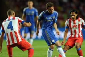 En vivo por ESPN: Atlético de Madrid vs Chelsea - Champions League 2014
