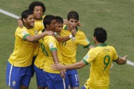 Mundial 2014: Luis Felipe Scolari presentó lista de 23 convocados