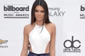 Billboard 2014: Kendall Jenner comete tremendo blooper en vivo
