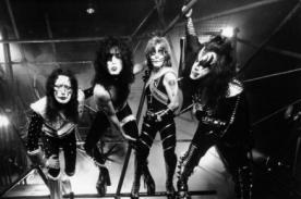 ¡Kiss cumple 40 años y lo celebran con un vinilo de lujo!