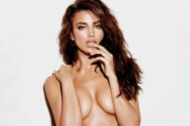 Irina Shayk se muestra muy sexy en película 'Hércules'