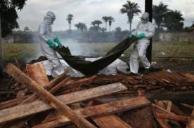 Ébola: Reportan caso de mujeres zombies en África