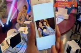 Peluchín publica fotos de la 'Mamacha' cariñosa con una amiga