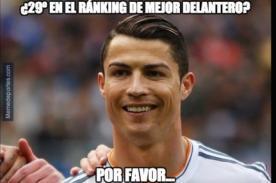Real Madrid: Mira los memes a Cristiano Ronaldo tras anotar 5 goles