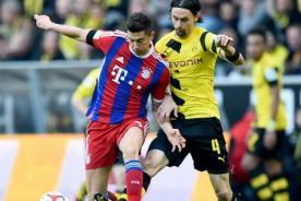Champions League: Así lucirá Lewandowski ante Barcelona tras lesión [FOTO]