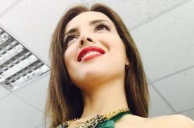 ¿Rosángela Espinoza ya tiene todo listo para ser la nueva 'conejita' de Playboy?  - VIDEO