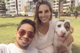 ¡Manuela Garrido Lecca no detiene su entrenamiento y le da duro en sus 7 meses 'en cinta'! - VIDEO