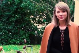 Taylor Swift revela su profesión favorita