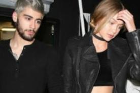 Zayn Malik y Gigi Hadid más enamorados que nunca - Foto