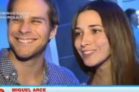 Vanessa Mohme: ¿Novia de Miguel Arce es casada?