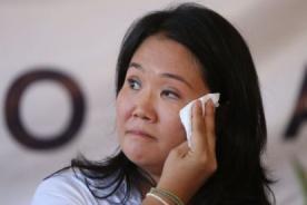 Keiko Fujimori: ¡No vas a creer lo que hacen con taper de Fuerza Popular! - FOTO