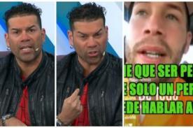 'Tomate' Barraza 'cuadra' a Kevin Blow por insultar a todos los peruanos a lo Julieta Rodríguez