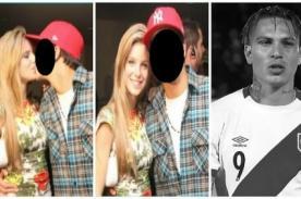 Paolo Guerrero: Rubia brasileña vinculada al futbolista tiene fotos besando a este hombre