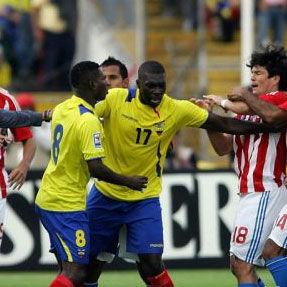 Copa América 2011: Paraguay vs Ecuador (0-0) - Entérate el Minuto a Minuto