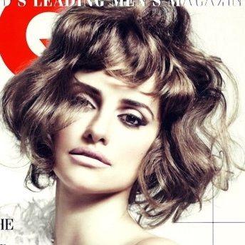 Penélope Cruz aparece muy sexy en foto portada de la revista GQ