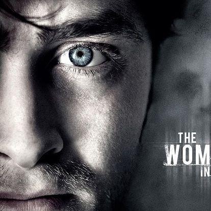 Daniel Radcliffe en el póster oficial de La Mujer de Negro
