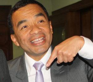 Julio Pacheco: El triunfo es de toda la familia de Universitario