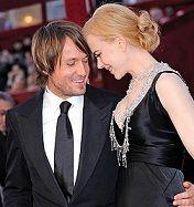 Keith Urban confiesa que dejó sus adicciones a las drogas gracias a Nicole Kidman