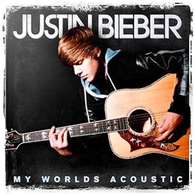 Justin Bieber donará parte de las ventas de My Worlds Acoustic a la caridad