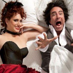Carlos Carlín actuará junto a Gisela Ponce de León en La chica del Maxim