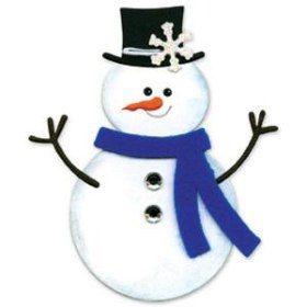 Muñeco de nieve para árbol de navidad