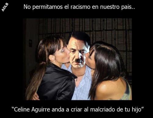 Celine y Marisol Aguirre siguen siendo vapuleadas en Facebook