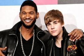 Justin Bieber vs Usher: ¿Quién debe llevarse un Kids' Choice Award?