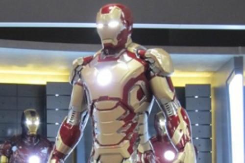 Marvel revela la nueva armadura de Iron Man para la tercera película