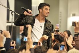 Joe Jonas: Pienso que los One Direction son buenos
