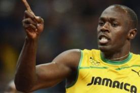 Londres 2012: Usain Bolt clasifica a la final de 200 metros