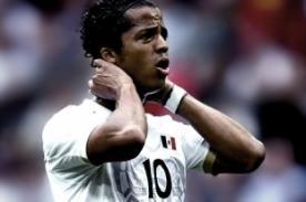 Londres 2012: Giovani dos Santos se pierde la final ante Brasil