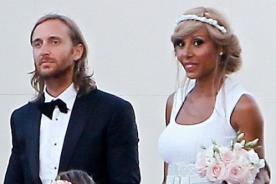David Guetta celebró sus 20 años de matrimonio en Ibiza