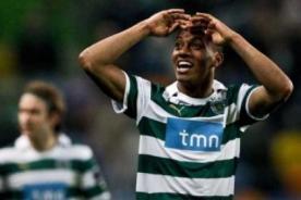 André Carrillo se quedaría sin técnico en el Sporting Lisboa