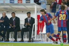 Barcelona: Se cumplirán 9 años del debut de Lionel Messi - Video