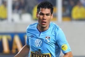 Sporting Cristal: Hernán Rengifo está mentalizado para ganar en el Cusco