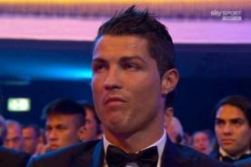 Video: ¿Cristiano Ronaldo se burla del cuarto Balón de Oro de Lionel Messi?