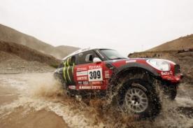 Dakar 2013: Clasificación general tras tercera etapa Pisco-Nazca - Video