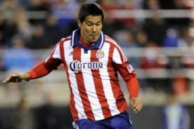 MLS: Walter Vílchez firmó por el Chivas USA