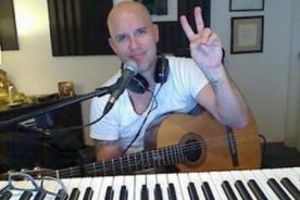 Gian Marco se mostró feliz por 'Los Premios Oye' en Twitcam