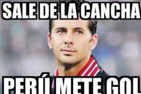 Pizarro es víctima de memes tras victoria de Perú vs Chile
