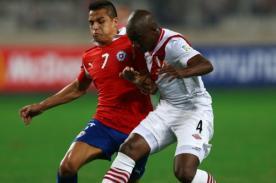 Jhoel Herrera fue uno de los más destacados en el Perú vs Chile