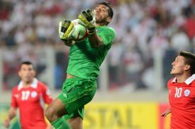 Perú vs Chile: Raúl Fernández fue una muralla en el arco