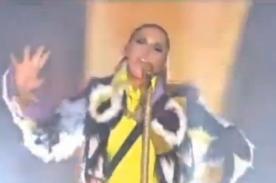 KeSha hizo vibrar los Kids Choice Awards 2013 con presentación - Video