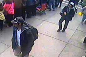 Tragedia en Boston: FBI difunde fotos de los sospechosos - Video