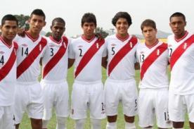 La Selección Nacional Sub-17 no sumó ningún punto en el hexagonal