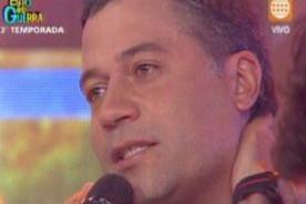 Esto es Guerra: Mathías Brivio se retiró del reality envuelto en llanto