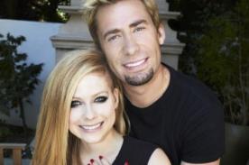 Avril Lavigne planea boda espectacular con Chad Kroeger